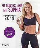 Fit durchs Jahr mit Sophia: Wochenkalender 2019 Bild
