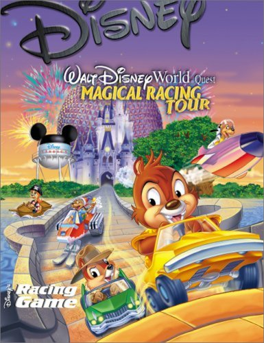 World Quest: Magical Racing Tour