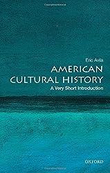 American Cultural History: A Very Short Introduction (Very Short Introductions)