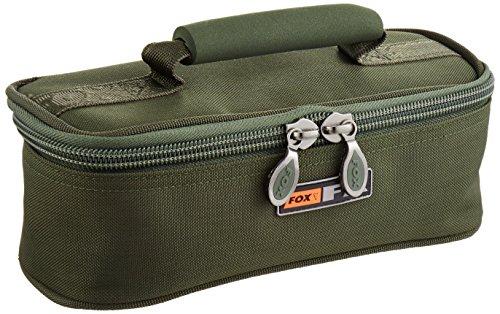 Fox FX Slim Accessory Bag, Zubehörtasche, Angeltsche für Karpfenzubehör, Karpfentasche (Angeln Pool Bag)