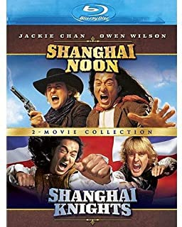 SHANGHAI NOON & SHANGHAI KNIGHTS 2: MOVIE COLL - SHANGHAI NOON & SHANGHAI KNIGHTS 2: MOVIE COLL (1 Blu-ray)