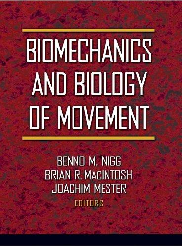 Biomechanics and Biology of Movement
