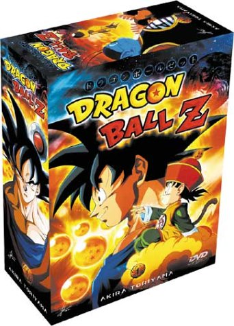 Dragon Ball Z - Coffret 4 DVD - Partie 1 - 24 épisodes VF