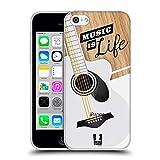 Head Case Designs Guitare Équipements Musicaux Étui Coque en Gel Molle pour iPhone...