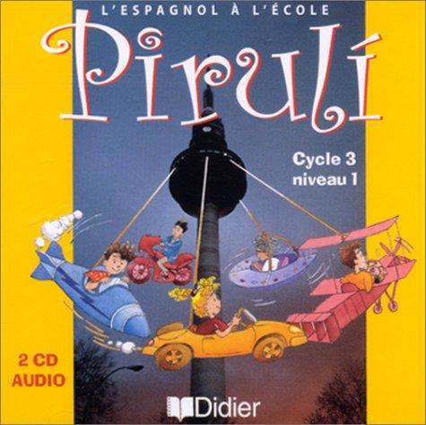 L'Espagnol à l'école : Cycle 3 niveau 1, pour la classe (coffret 2 CD audio) par Bernard Lebrun-Grandié