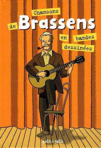 Chansons de Georges Brassens en bandes dessinées