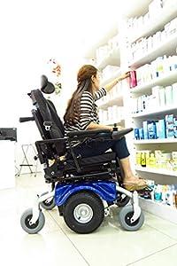 Wheelchair88 PW-600ER ELEVATE RECLINE POWER WHEELCHAIR