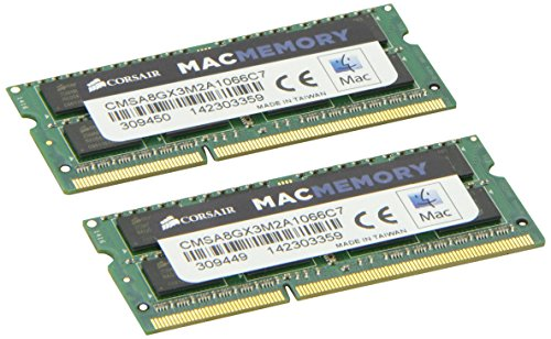 Corsair Mac Memory - Módulo Memoria Apple Mac 8 GB