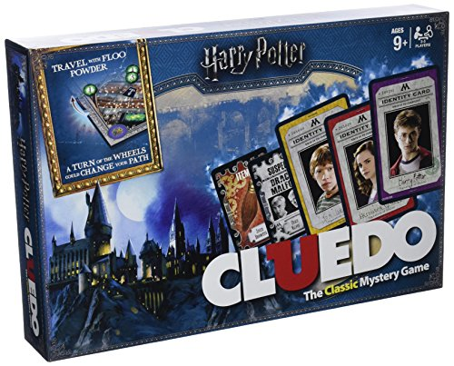 Harry Potter Cluedo Brettspiel - -