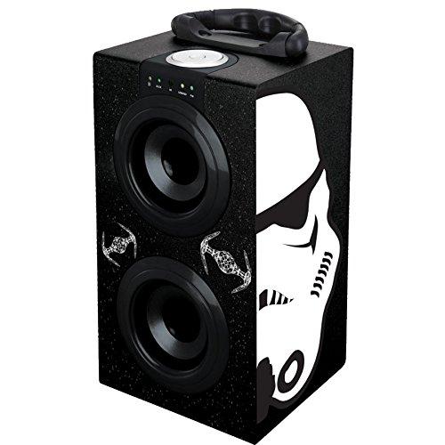 Preisvergleich Produktbild Lexibook BT600SW - Star Wars Mini Bluetooth Turm, Lautsprecher
