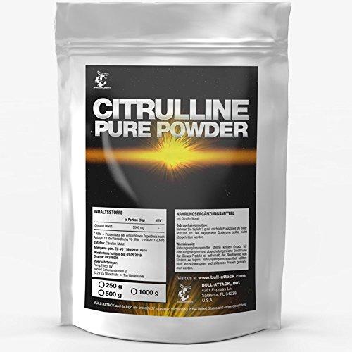 Pure Citrullin Pulver