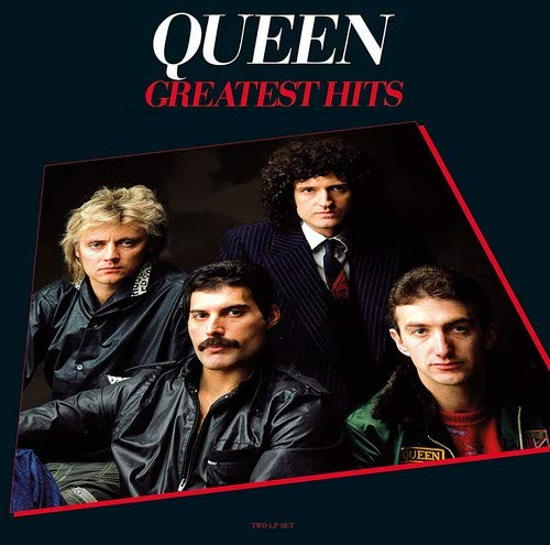 Queen - Greatest Hits (Remastered 2011) (2lp) [Vinyl LP]