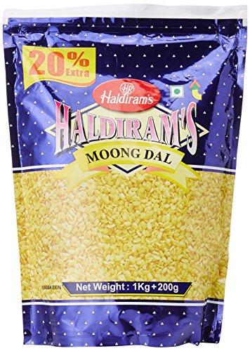 Haldiram's Moong Dal, 1.0kg + 200gm free