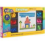 Globo Toys Globo–37636Kidea mosaico de plástico Set (81-Piece)