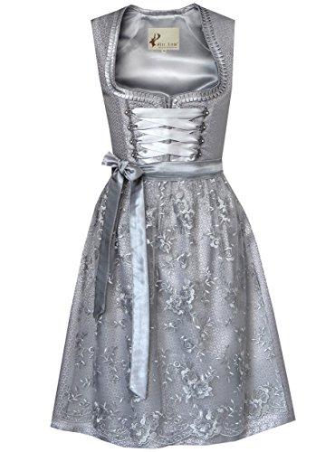 2tlg. Damen Dirndl Kleid A341 /42