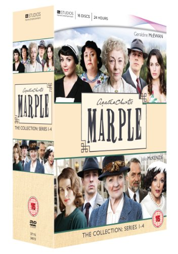 Series 1-4 (16 DVDs)