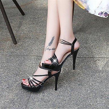 Fixation professionnelle seul talon chaussures a souligné chaussures à talons hauts chaussures de mariage des femmes Black