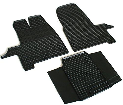 Gummi Fußmatten Set RI900965