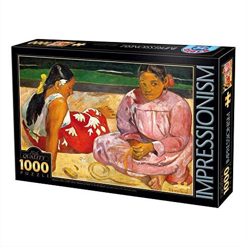 D-Toys Puzzle 1000Pcs, 66961IM05, Uni