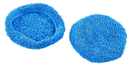 kit panni in microfibra per robot lavavetri glass cleaner