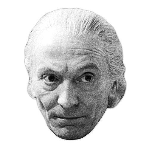 Star Cutouts Bedruckte Gesichtsmaske DER ersten Arzt (Erste Kostüm Arzt)