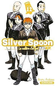 Silver Spoon - La cuillère d'argent Edition simple Tome 12