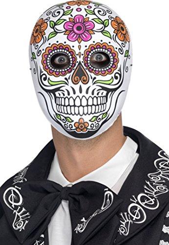 Smiffys 45218 - Señor Bones Maske