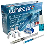 white pro led light  10 ML Zahnweiß-Gel SETS remineralisierung 3 ml gel home bleaching zahnweiss gel- made in usa- speziel formel white pro