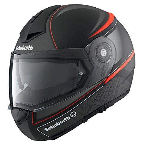 Preisvergleich Produktbild Schuberth C3 Pro dunkle klassische Orange Motorradhelm