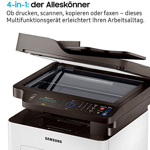 Samsung Xpress SL-M2675FN/XEC Monolaser-Multifunktionsdrucker - 2