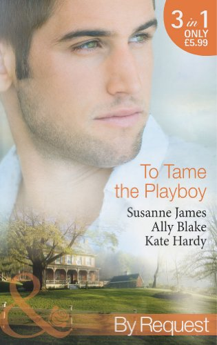 book cover of To Tame the Playboy