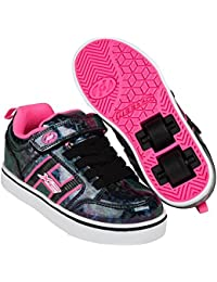 Heelys Bolt Plus HX2 Children's Kids Wheel Skating Light up Shoes