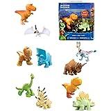 5+1pcs Disney The Good Dinosaur Figure 2 Pack Full Set of Five Brand new