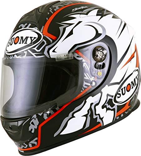 Suomy Motorradhelm SR Sport Shape, Mehrfarbig (No Brand Schwarz), XL