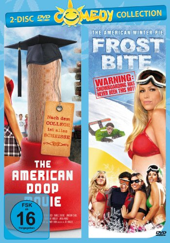 Preisvergleich Produktbild The American Poop Movie / The American Winter Pie - Frostbite 2-Disc Comedy Collection [2 DVDs]