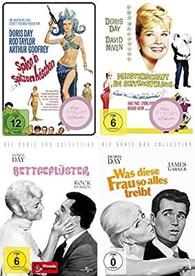 Doris Day Collection - Spion in Spitzenhöschen   Meisterschaft im Seitensprung   Was diese Frau so alles treibt   Bettgeflüster