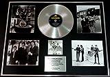 THE BEATLES/GIGANTIC Platin-Schallplatte/RECORD & Foto-Darstellung/Limitierte Edition/COA/REVOLVER