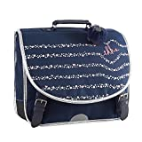 IKKS Oh My Captain ! Cartable, 35 cm, Bleu