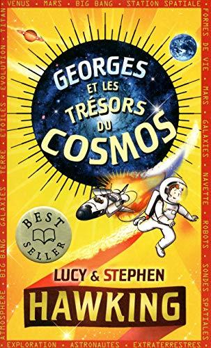 Georges et les trésors du cosmos (Pocket Jeunesse) por Stephen Hawking