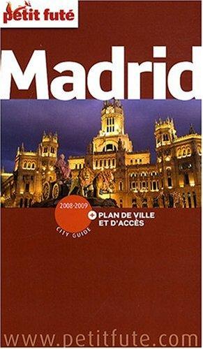 Petit Futé Madrid