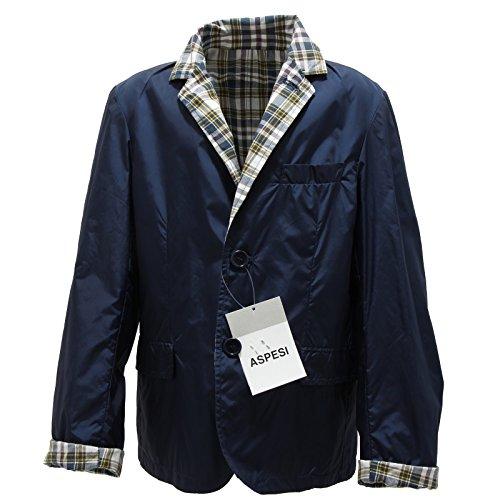 1467N giacca ASPESI giacche bimbo jackets coat kids blu [10 YEARS]