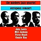 European Concert (Vols 1 & 2) - Modern Jazz Quartet by Modern Jazz Quartet (2012-01-31)