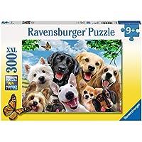 Ravensburger Italy 13228 7 - Puzzle Selfie Canino, 300 Pezzi