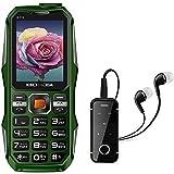 RaptasCo K112 Triple Sim Mobile Phone With Inbuilt Powerbank/Dynamic Look/3 Sim/Dual Camera/FM/Call Recording (KECHAODA_K112+I6s.Bluetooth)