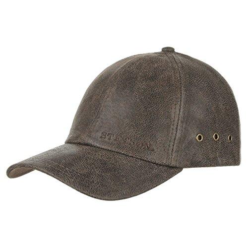 casquette-liberty-stetson-casquette-de-baseball-taille-unique-marron
