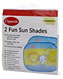 Clippasafe Fun Sunscreens Tendine da Sole Per Auto