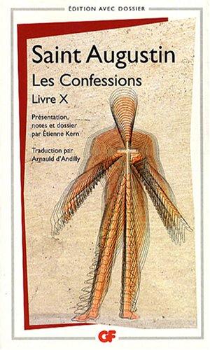 Les Confessions : Livre X