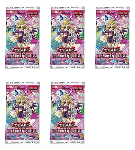 YGO - Sisters of The Rose - 5 Booster Pack - Deutsch - 1. Auflage