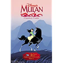 Disney Mulan Cinestory Comic: 20th Anniversary Collectors Edition