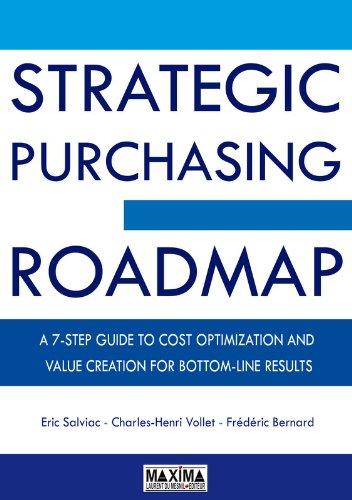 Strategic Purchasing Roadmap, A 7-step guide do Cost optimization